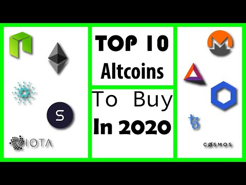 Experiment , generate more bitcoin by buying TOP 10 alt-coins 2020 in bear market.