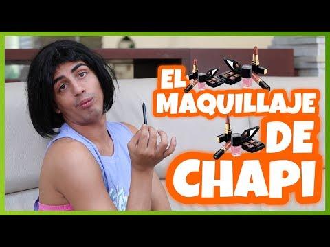 Daniel El Travieso -  El Maquillaje De Chapi.