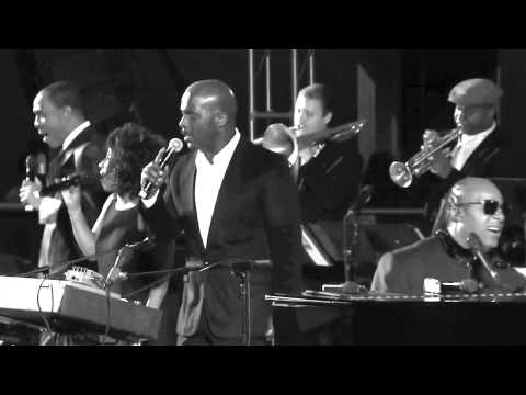 Heaven Help Us All (Live) - Stevie Wonder with BeBe Winans, Freddie Jackson & Stephanie Mills