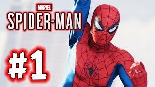 Spider-Man Ps4 - Part 1 - I Am Spider-Man