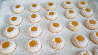حلويات العيد/حلوى إقتصادية سهلة وسريعة التحضير