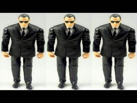 JAKKS PACIFIC MEN IN BLACK 3 COSMIC QUICK SHIFT | Agent K | by ransmo5