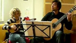 Miletic - Sonatina za mandolinu i gitaru 3 stavak