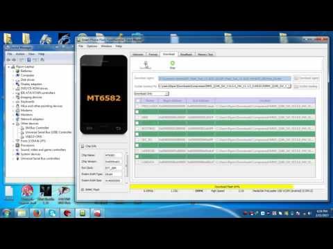 Micromax Q340 SW V15 0 0 HW V1 1 0 0109201 Flash Tutorials - YouTube