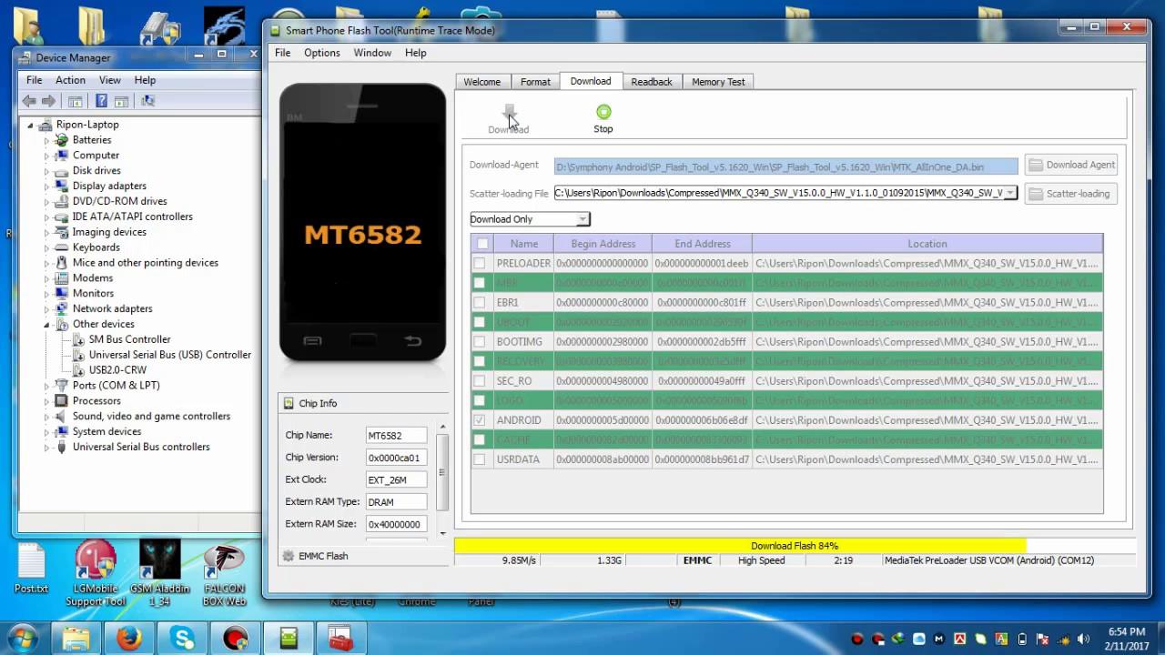 Micromax Q340 SW V15 0 0 HW V1 1 0 0109201 Flash Tutorials