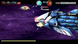 DariusBurst Chronicle Saviours Gameplay - Orurbia Complete (PC)
