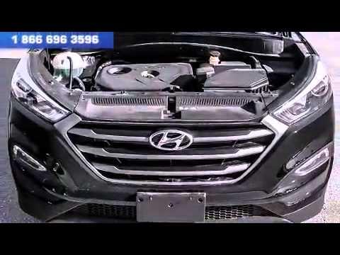 2016 Hyundai Tucson Premium in Winnipeg, MB R3T 5V7