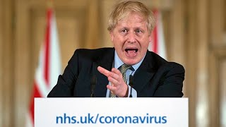 Boris Johnson announces schools will close due to coronavirus