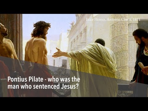 The Strange Afterlife of Pontius Pilate   History Today