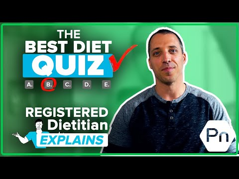 Determine the Best Diet for Your Client with This Quiz | A Registered Dietitian Explains