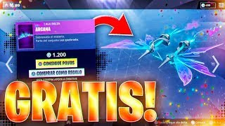HOW TO UNLOCK *FREE* THE NEW *ALA DELTA ARCANA* in FORTNITE!!