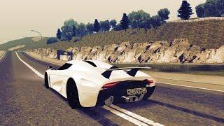 Тест драйв Koenigsegg Regera! Топовая тачка сервера!MTA SA CCDPlanet 2 server 79 серия!