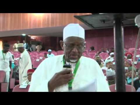 Prof. Jubril Aminu Speaks on the Energy Report