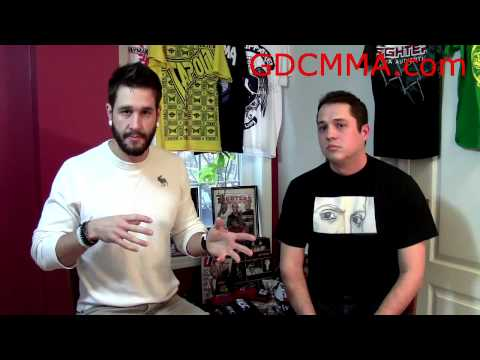 GDC MMA's Review of UFC 154 events