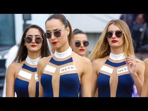 The Paddock Girls of the #BritishGP