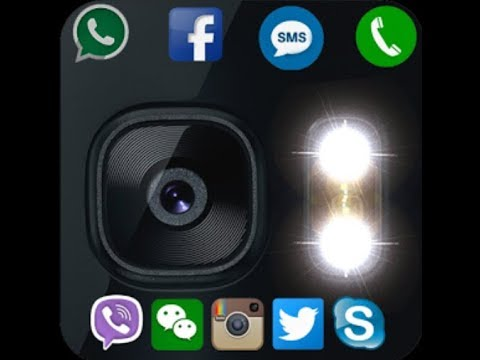 How to LED Flash Alert For Android
