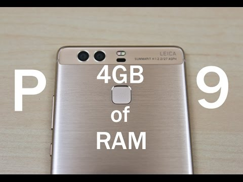 Huawei P9 4GB RAM  Unboxing Comparison Review! Musical