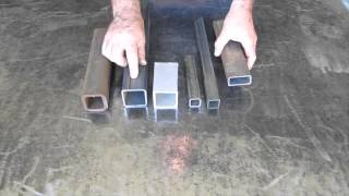 Welding Fabrication Basics - Part 1