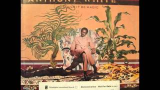 Anthony White - Stop and Think it Over