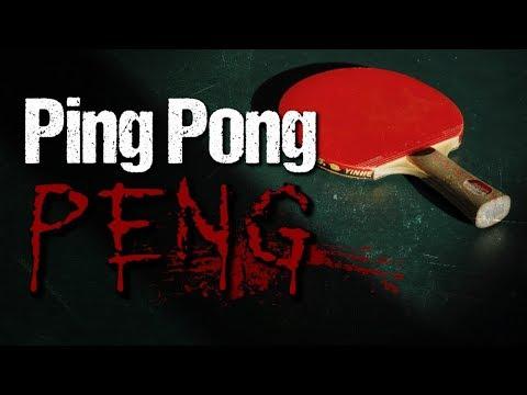 Ping Pong Peng - Creepypasta (Horror Hörbuch, Grusel) Deutsch
