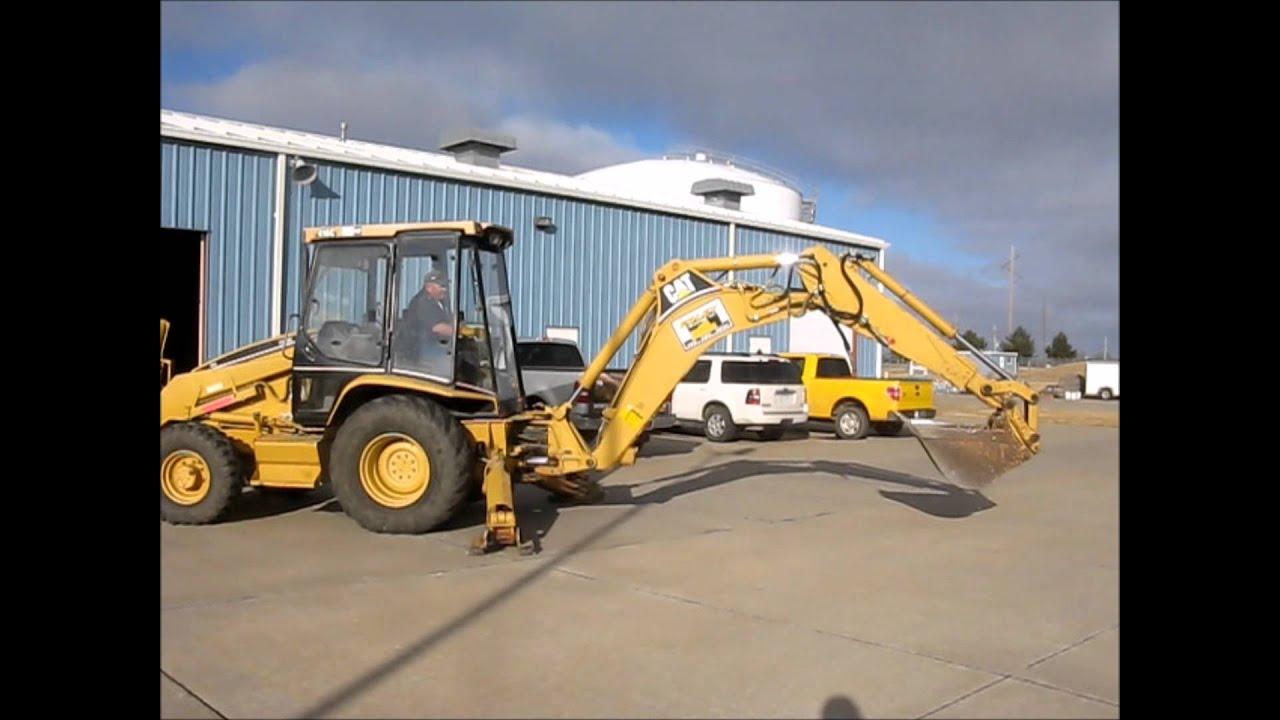 1997 Caterpillar 416C backhoe for sale | sold at auction December 31, 2014