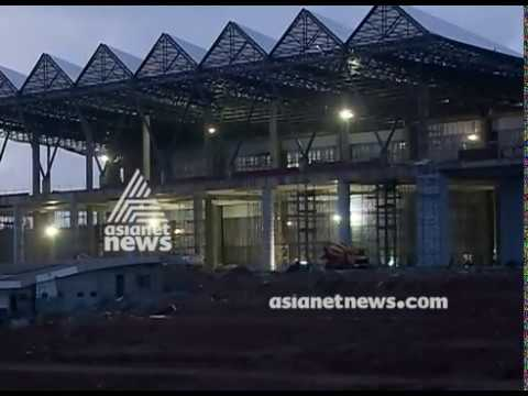 Kannur airport getting ready to fly test on this Sunday