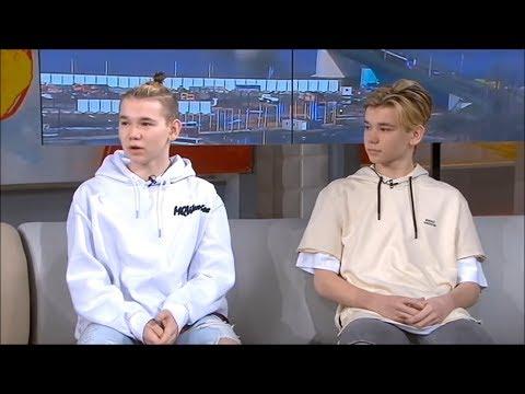 Marcus & Martinus-RTS TV (english subtitles) Belgrade|Serbia