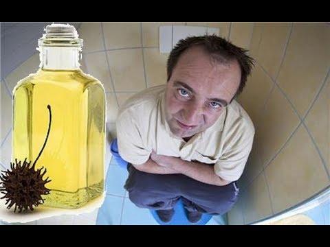 ★ Лучшее слабительное - КАСТОРОВОЕ масло против ЗАПОРА. Это средство поможет сходить в туалет.