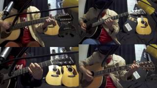 Let It Be (The Beatles Acoustic Cover)