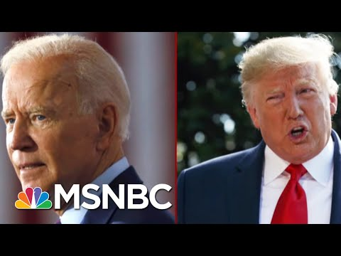 2020 Match-Up: President Donald Trump Vs. Democrats | Morning Joe | MSNBC