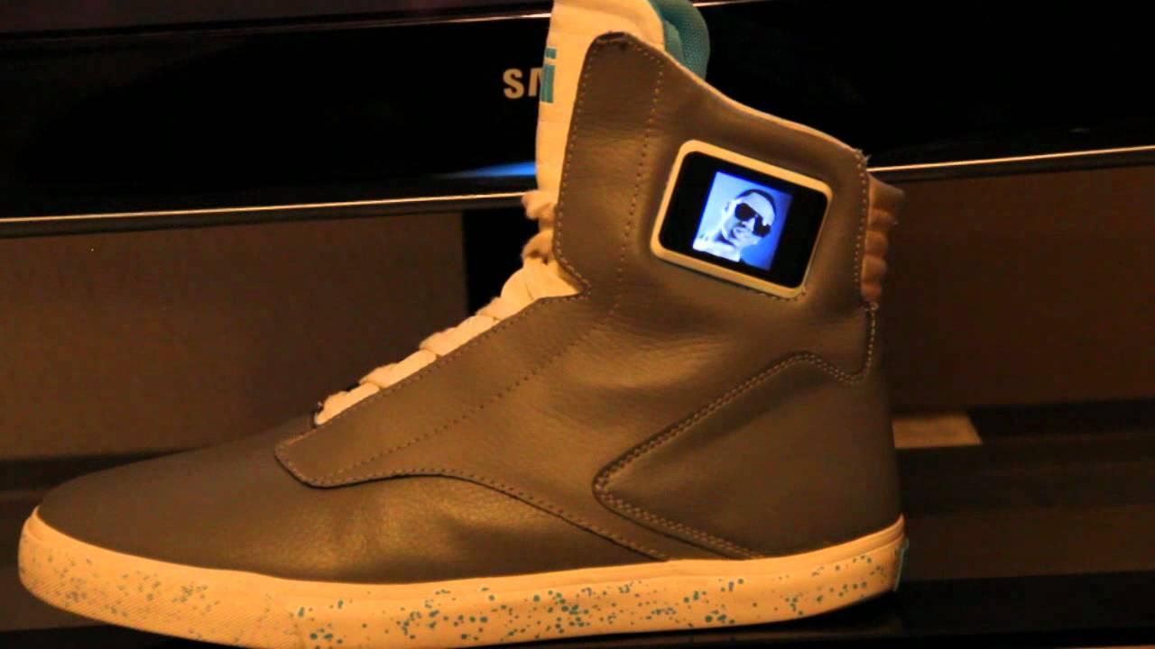 Soulja Boy S Shoes