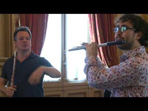 Clase Magistral de FLAUTA IV  Emmanuel PAHUD  YouTube