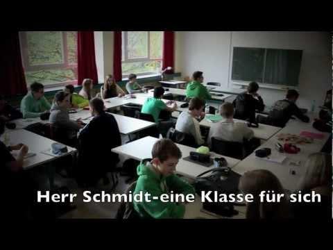 Kurzfilm Herr Schmidt - Eine Klasse Für Sich