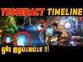 Tesseract Timeline in Tamil #SRKleaks  | Nettv4u | Marvel | Avengers end game |