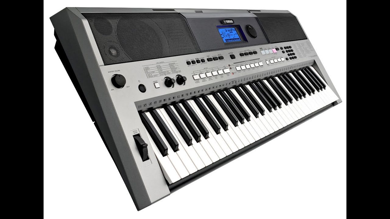 yamaha psr e443 demo home keyboard meets pro synth youtube. Black Bedroom Furniture Sets. Home Design Ideas
