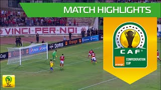 Étoile du Sahel vs FUS Rabat | Orange CAF Confederations Cup 2016