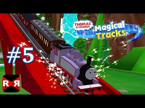 Thomas and Friends: Magical Tracks - Kids Train Set - All Surprise Packs & Characters Unlocked #5
