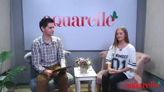 AQUARELLE! Live cu Iuliana Beregoi!!!!!