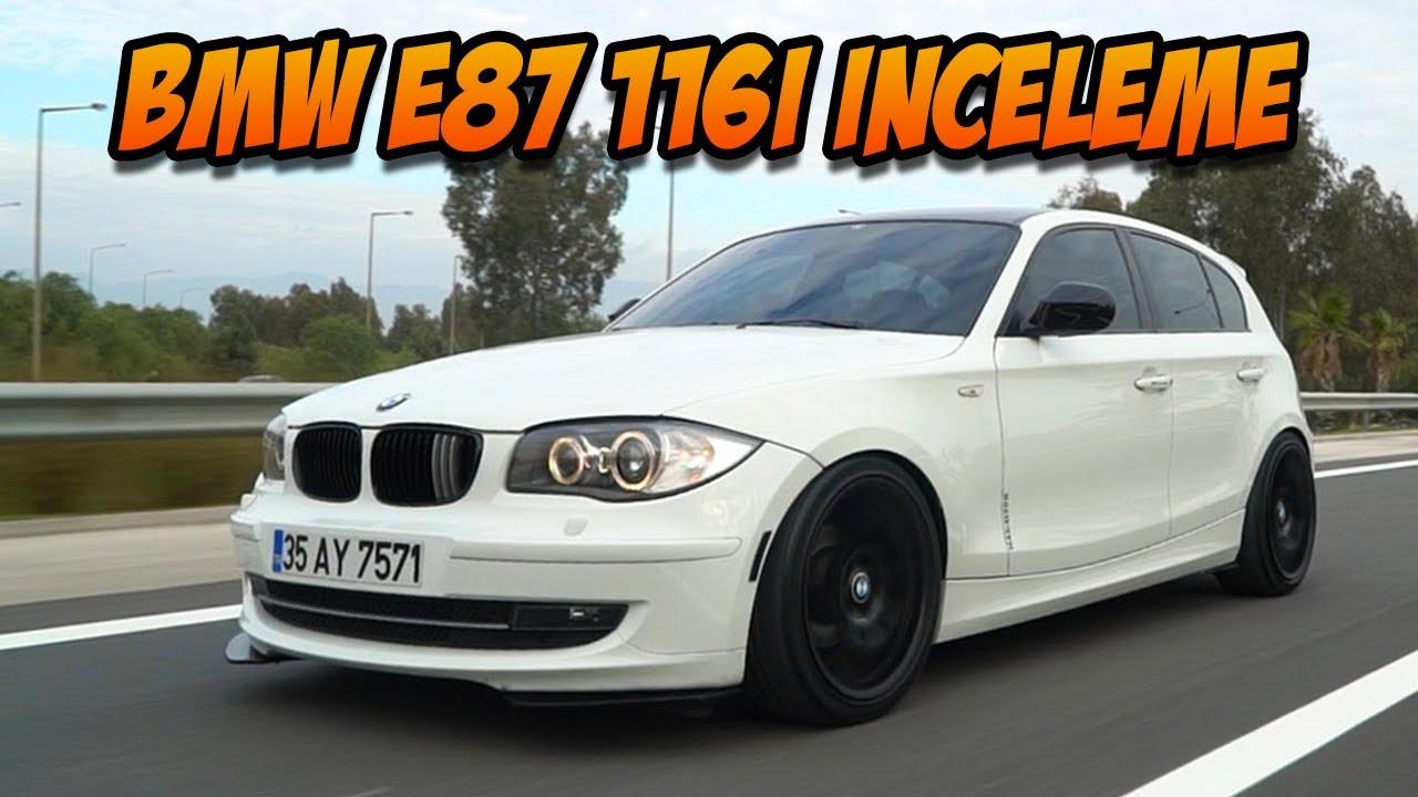 BMW E87 116i Test Sürüşü / Kronik Sorunlar / Yakıt Tüketimi / Mantıklı Modifiyeler / Nasıl Yanlar ?
