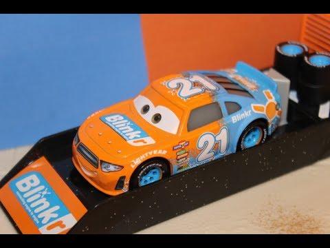 Mattel Disney Cars 3 Speedy Comet (Blinkr #21) Launcher ...