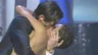 Favorite Oscar® Moment - Adrien Brody kissing Halle Berry