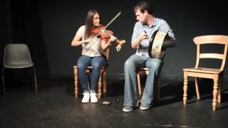 Colm Phelan on Bodhrán, teacher's recital - Craiceann 2013 video notes