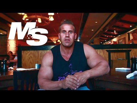 Jay Cutler: What To Eat Pre & Post Workout