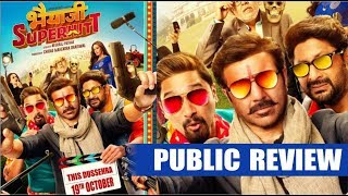 """""""Bhaiaji Superhit"""" Movie Public Review 