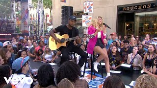 Tori Kelly - Sorry Would Go A Long Way (Live On The Today Show)