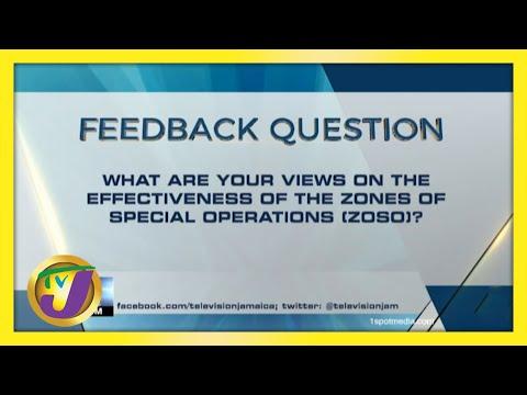 Feedback Question   TVJ News - June 7 2021