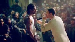 ALL 8 mile FREESTYLE battles HQ