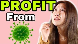 How Investors Profit from Coronavirus