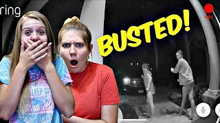 We Snuck Out and Got Caught!