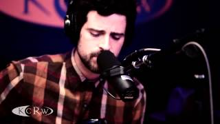 """Devendra Banhart performing """"Never Seen Such Good Things"""" Live on KCRW"""